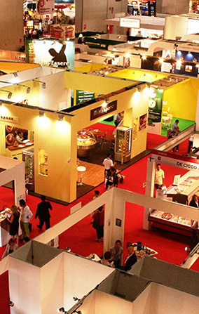 It's not a secret that participating in an exhibition is a rather gruelling affair. After all, there are so many things one can manage themselves. Allow us to introduce you to Comnet Design, which is a part of Exhibitions India Group, known for offering exceptional services such as stall design for exhibitions, exhibitions stand design, exhibition banner design, exhibition booth design, and 2 sides open exhibition stall design. Founded in 1987, Comnet Design is, and remains to be, the leading exhibition stand company and exhibition design company.